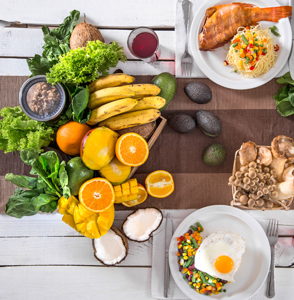 Home Diet for Weight Loss